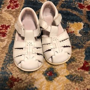Stride Rite Shoes - Stride rite sz 4m leather sandals